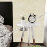 Yatak Odası Duvar Kağıdı Krem Ebru