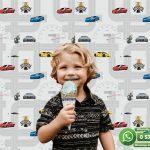 Çocuk Odası Duvar Kağıdı Arabalı