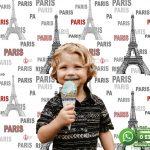 Çocuk Odası Duvar Kağıdı Paris