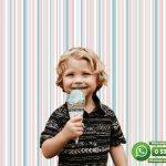Çocuk Odası Duvar Kağıdı Renkli Mavi